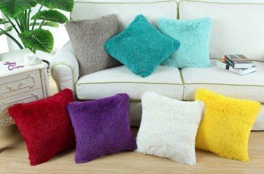 Ателье ТексЛайн осуществляет пошив декоративных подушек