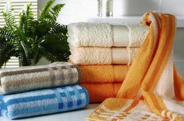 Правила стирки и сушки полотенец