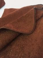 Комплект махровых полотенец-028